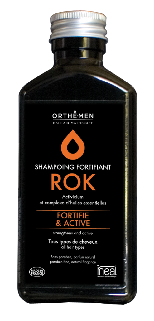 Shampoing Orthemen fortifiant ROK