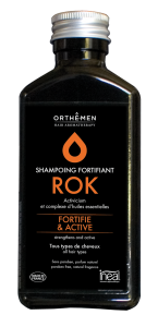 Shampoing Orthemen fortifiant ROK